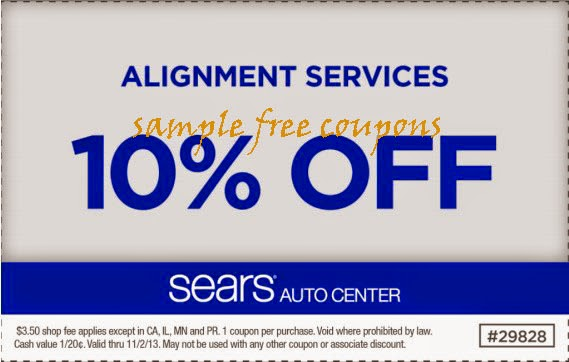 image relating to Sears Coupons Printable referred to as Printable coupon codes sears optical - 1st reply coupon canada