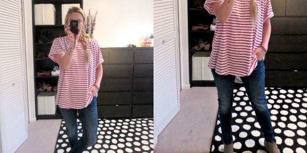 stripe_shirt_easy_outfit_fashion