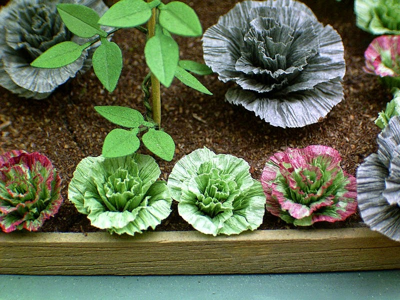giveaway : The miniature garden