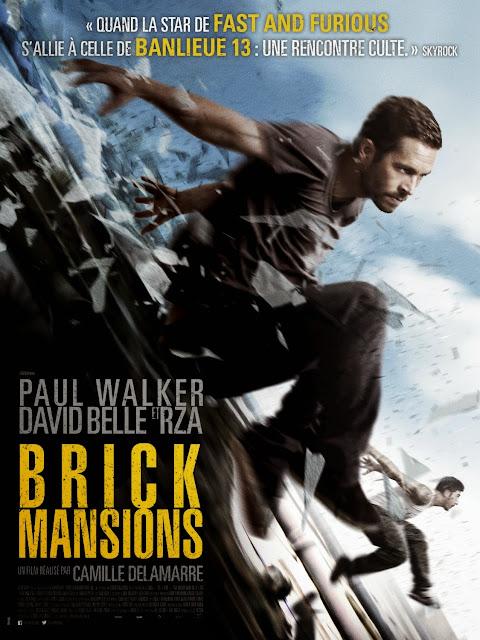 Khu Nguy Hiểm (thuyết minh) - Brick Mansions