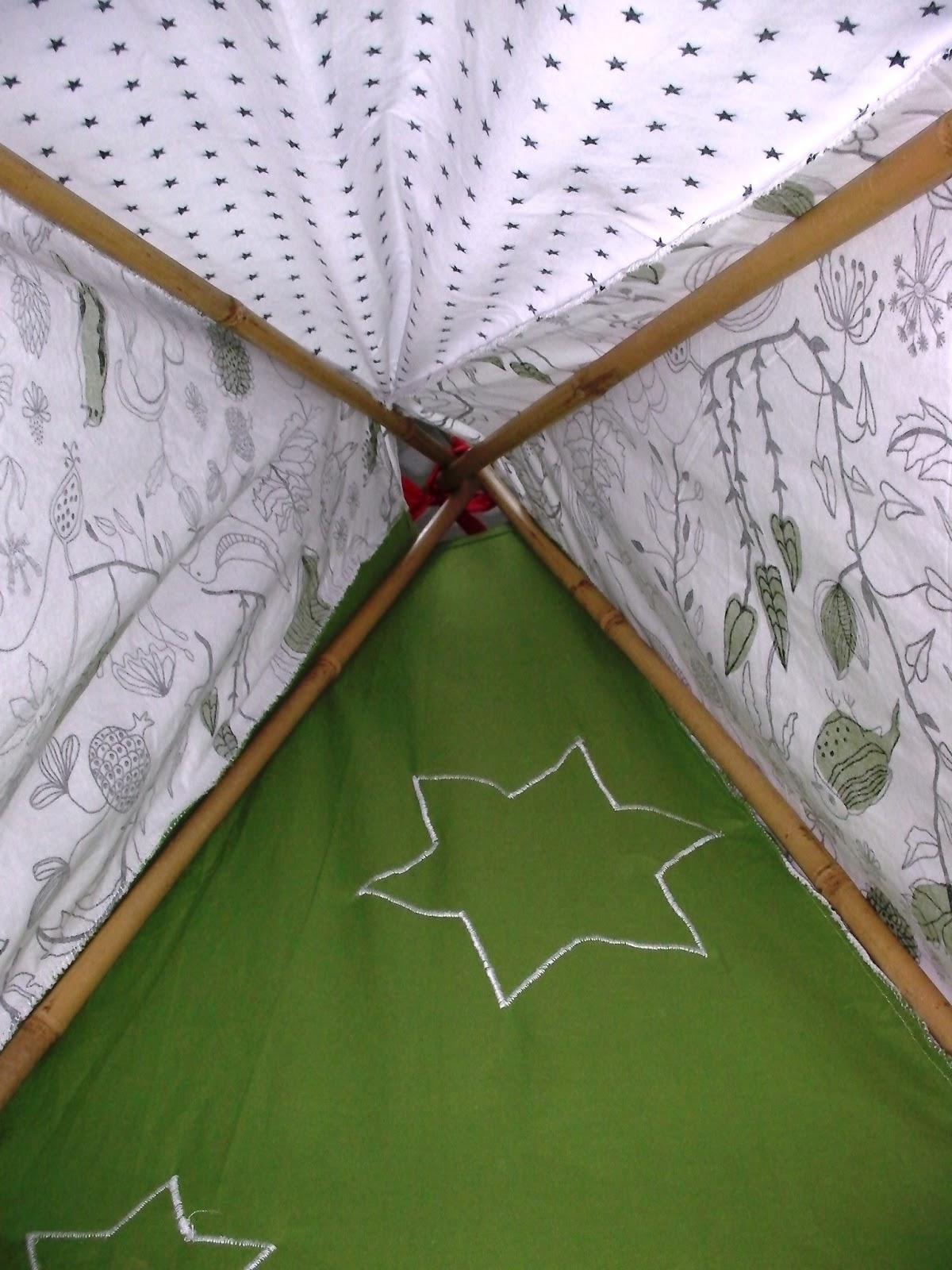 la grenouille a grosse bouche tipi home made. Black Bedroom Furniture Sets. Home Design Ideas