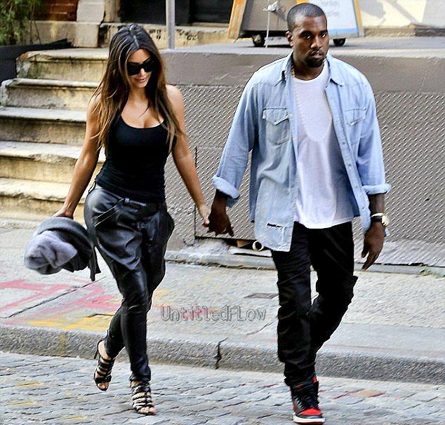 High waist jeans kim kardashian