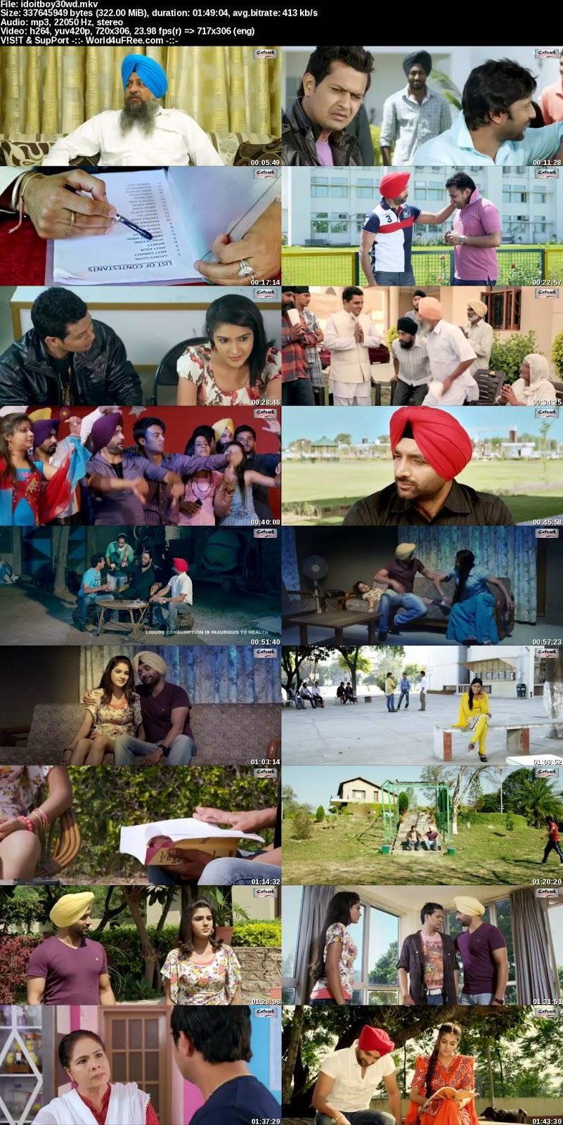 idoitboy30wd s Idiot Boys (2014) Punjabi Movie Download In 300MB