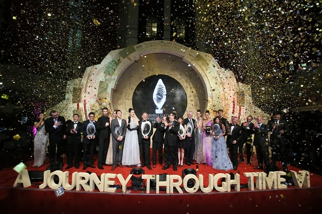 Luxurious and grand, A Journey Through Time VI 2012