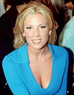 Alessia Marcuzzi actriz de television