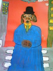 Lord Cão,Maria Eduarda 5 anos