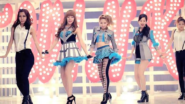 Girls' Generation TaeTiSeo TWINKLE MV: Review Saya