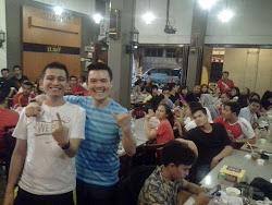 #MariLari Bersama Komunitas IndoRunners Medan