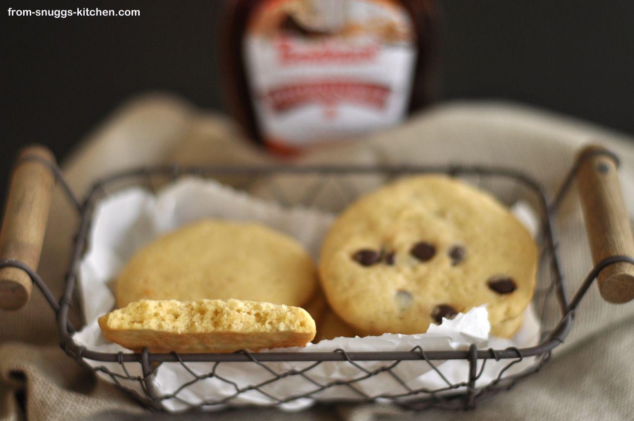 Ahornsirup-Cookies