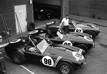 Shelby&#39;s Cobras