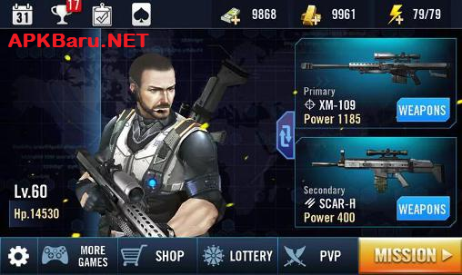 Elite Killer: SWAT Apk v1.0.0 Latest variation