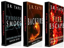 Firefighter Heroes Trilogy Box Set