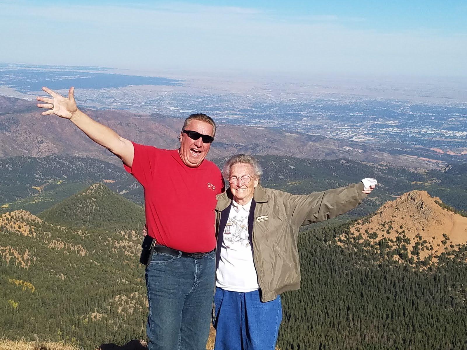 Pikes Peak - Summer 2016