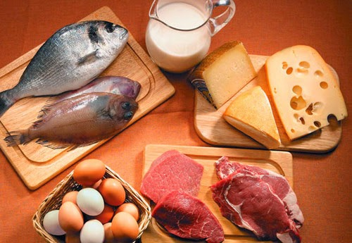 alimentos naturales para aumentar la masa muscular