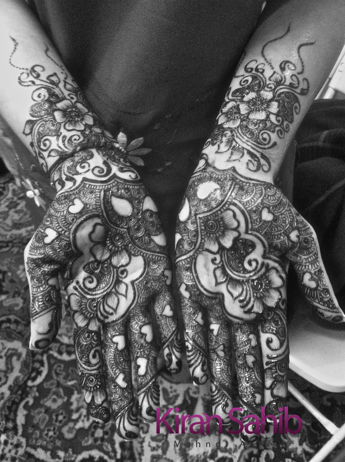 Kiran Sahib Mehndi Artist