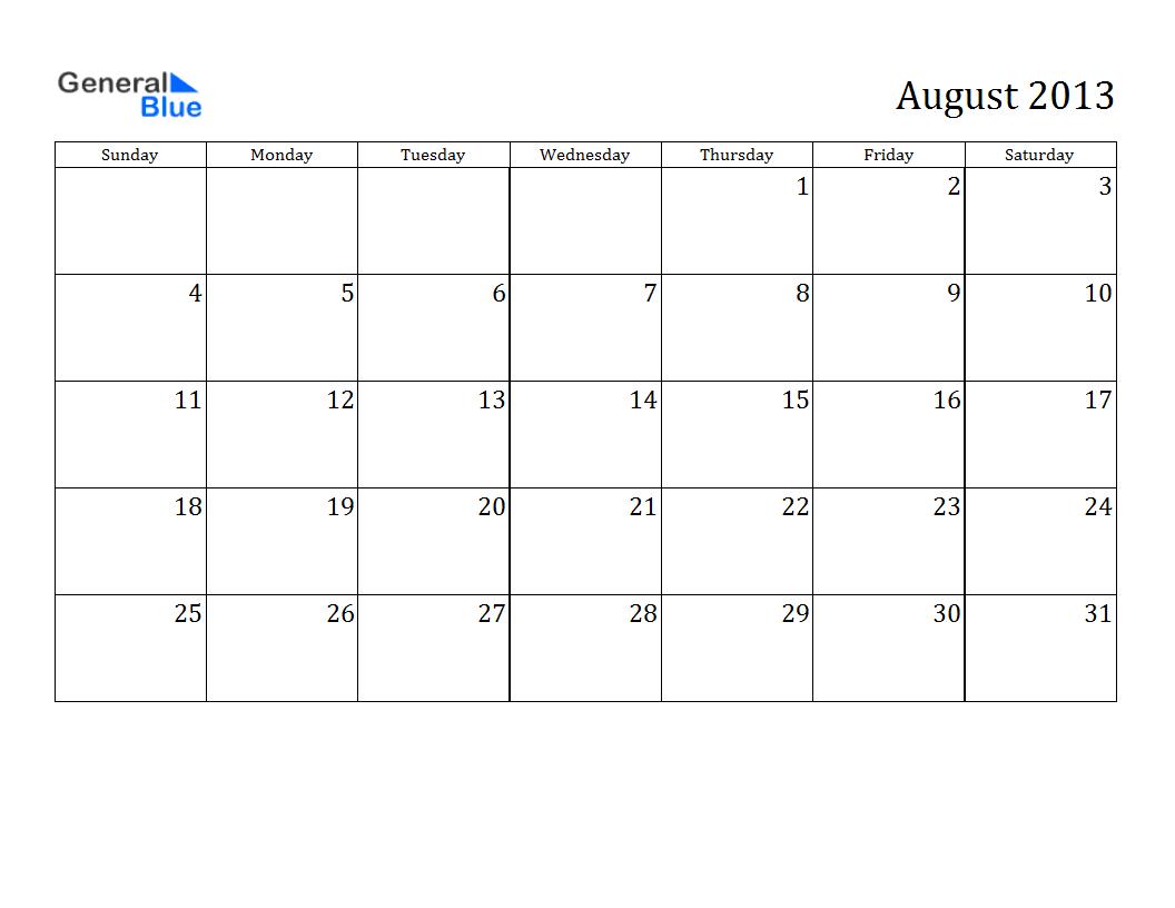 Calendar Printable Hub - Download Free Calendar printable ...