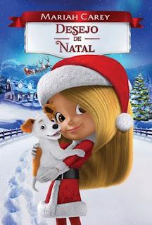 Mariah Carey: Desejo de Natal Dublado Online