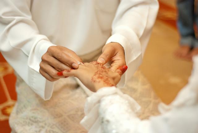 majlis pernikahan rosaiful & shanaz 5