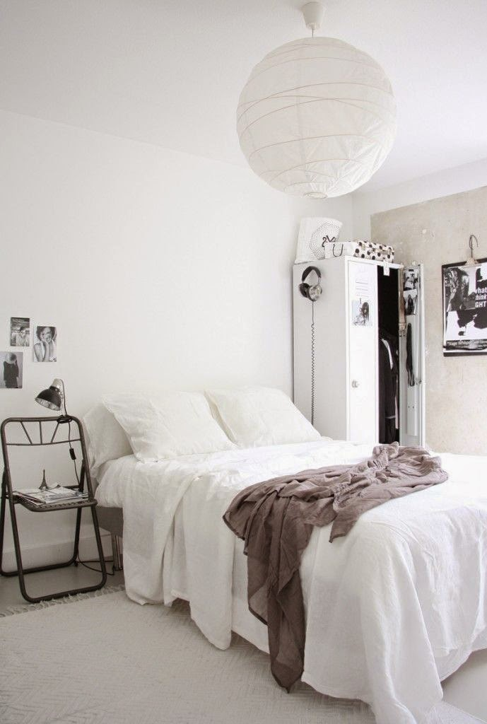 taquillas antiguas vintage como armario dormitorio