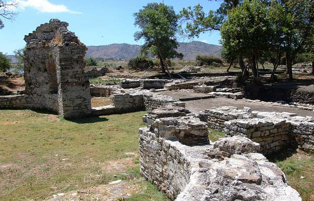 Butrint Heritage Remains