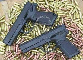 pistol QSZ-92