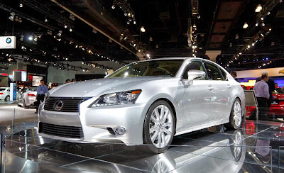 2013 lexus gs350 photo