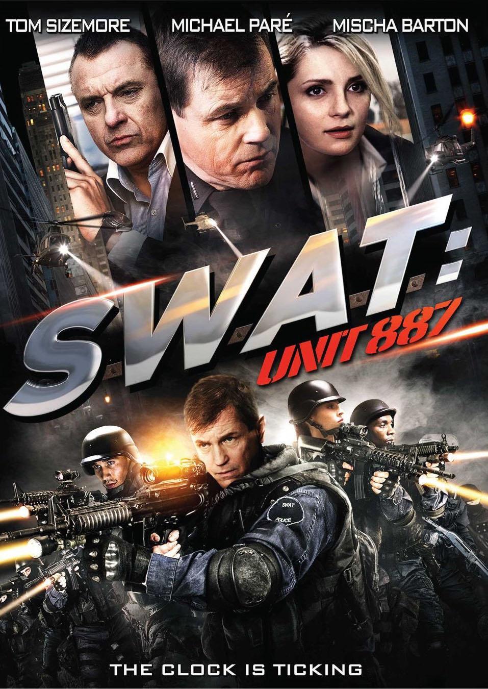 Đội Đặc Nhiệm Lồng tiếng - SWAT: Unit 887