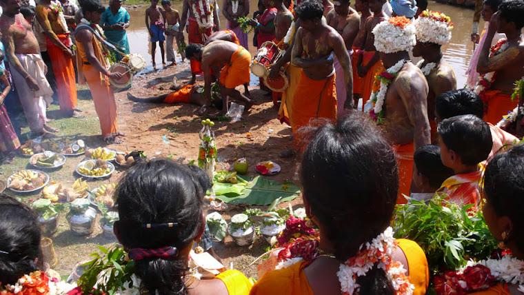 Puja en Kandirapuran 2