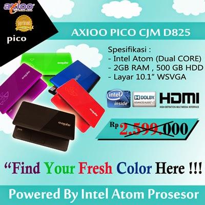 axioo PICO CJM 825