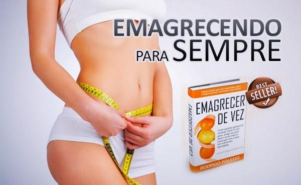 Livro EMAGRECER DE VEZ