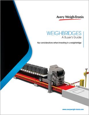 Original Avery WeighTronix New Weighbridges Buyers Guide