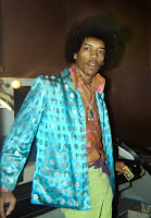 Jimi Hendrix In London image from Bobby Owsinski's Music 3.0 blog