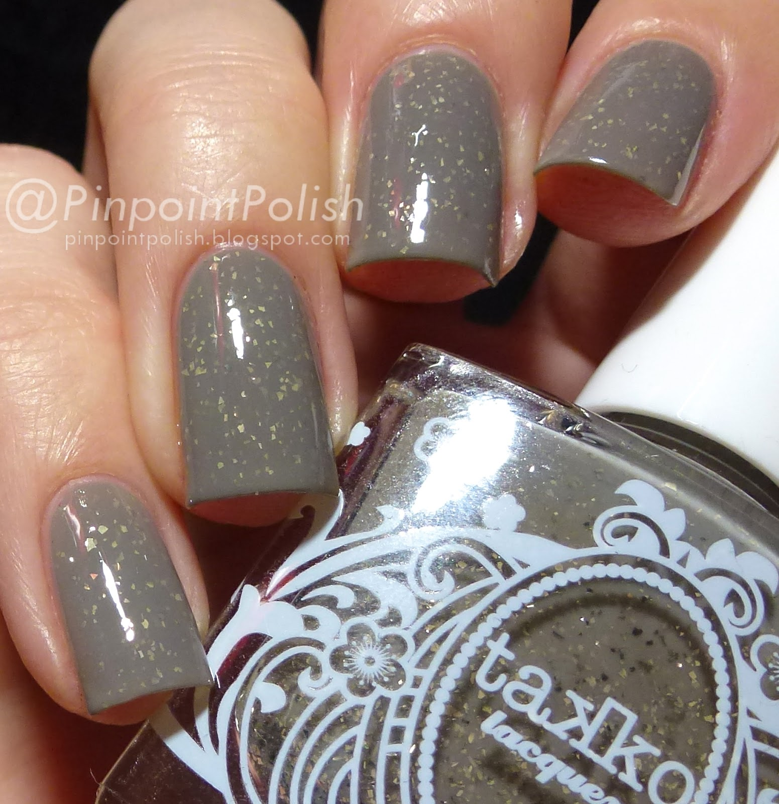 Takko lacquer, Physical graffiti, swatch