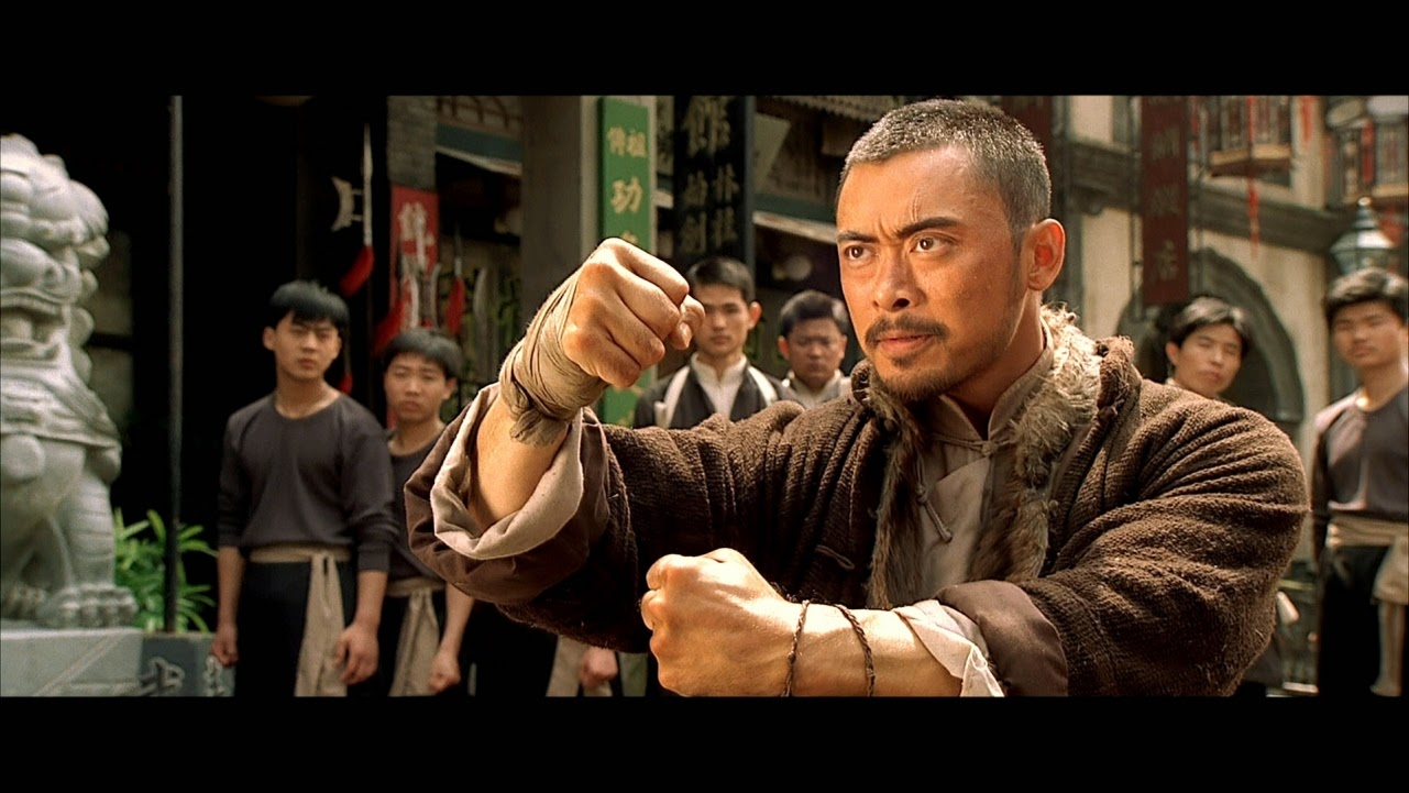 Louis Fan in Ip Man