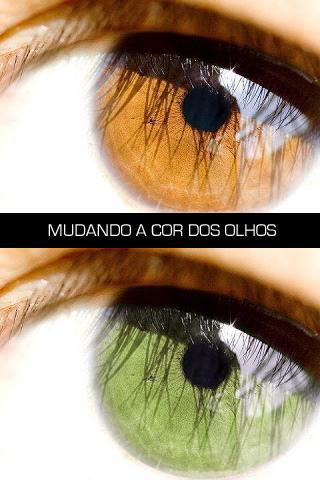 Aprenda a mudar a cor dos olhos corretamente - Photoshop CS5