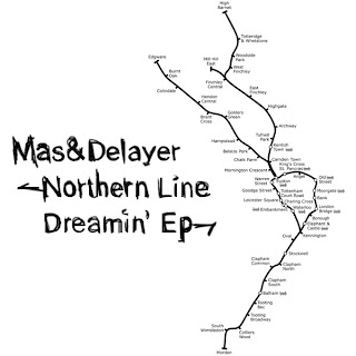 Northern Line Dreamin' EP, London,