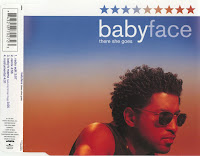 Babyface - There She Goes (CDS) (2001)