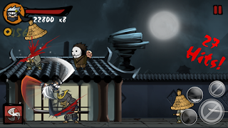 Ninja Revenge V1.1.8 MOD Apk-screenshot-3
