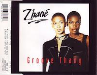 Zhané - Groove Thang (CDM) (1994)