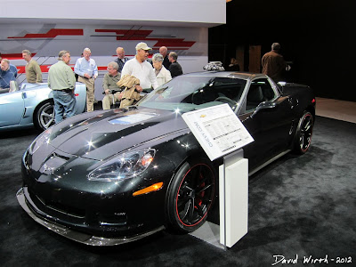 100 Year Anniversary Corvette ZR1