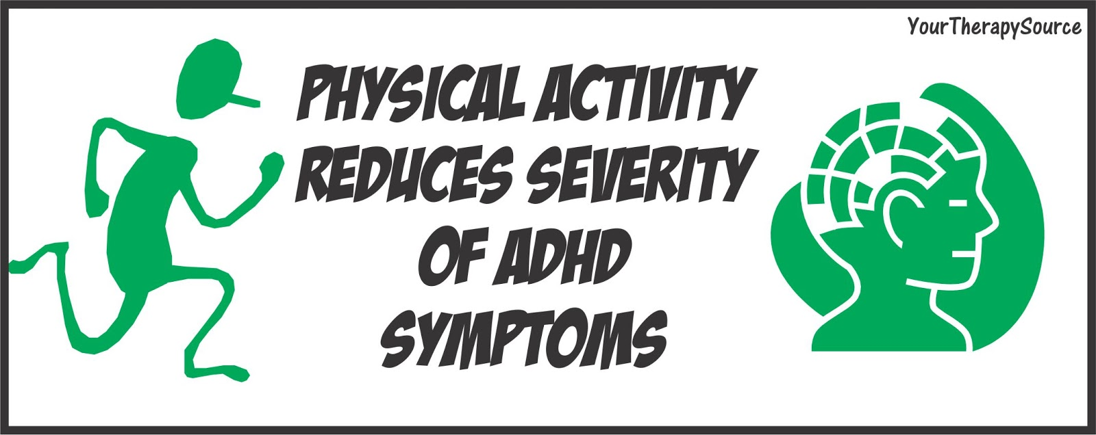 Physical Activity and ADHD Symptoms | Your Therapy Source ...