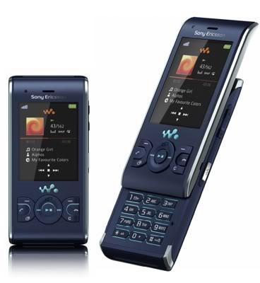 Sony Ericsson W595 Инструкция