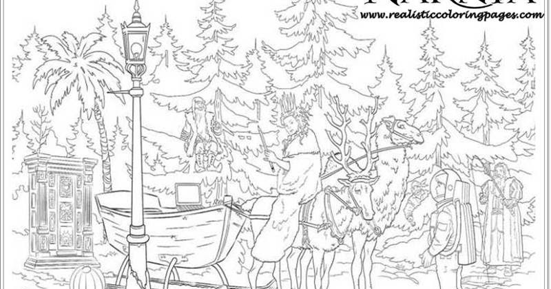Narnia Coloring Pages Good Gallery Of Best Lion Witch And Wardrobe