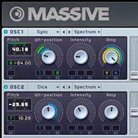 Программный синтезатор NI Massive