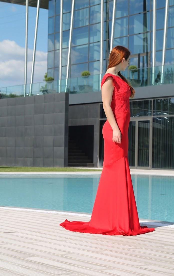 elsa barreto, vestido vermelho, primaver verão 2013, baile, gala, finalista