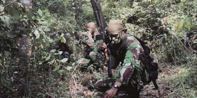 Kisah Heroik dan Mengharukan Pasukan Elit TNI Saat Kerusuhan Ambon