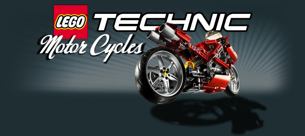 LEGO TECHNIC MOTORCYCLES