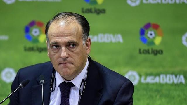 La Liga deja sin adjudicar el partido en abierto