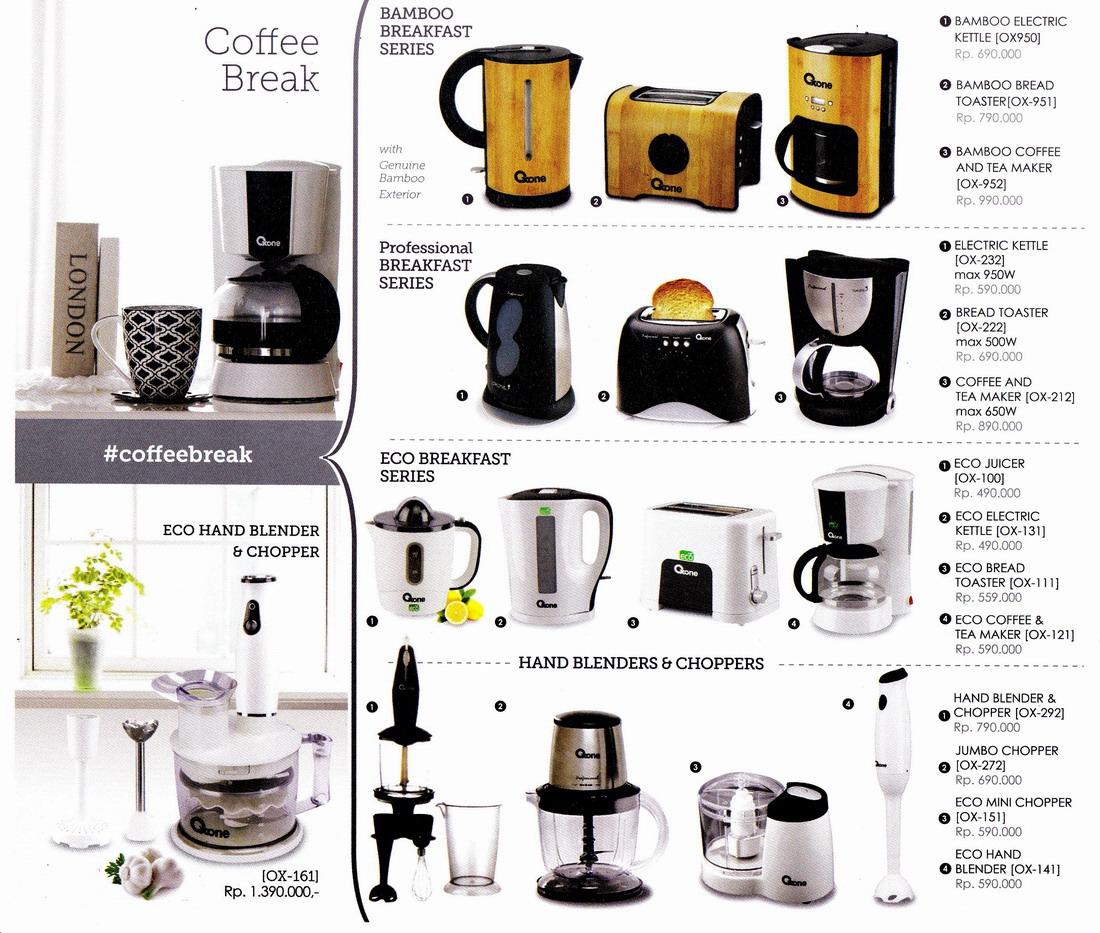 Katalog Oxone 2015 2016 Happy Online Shop Ox 212 Series Ii Coffee And Tea Maker 2