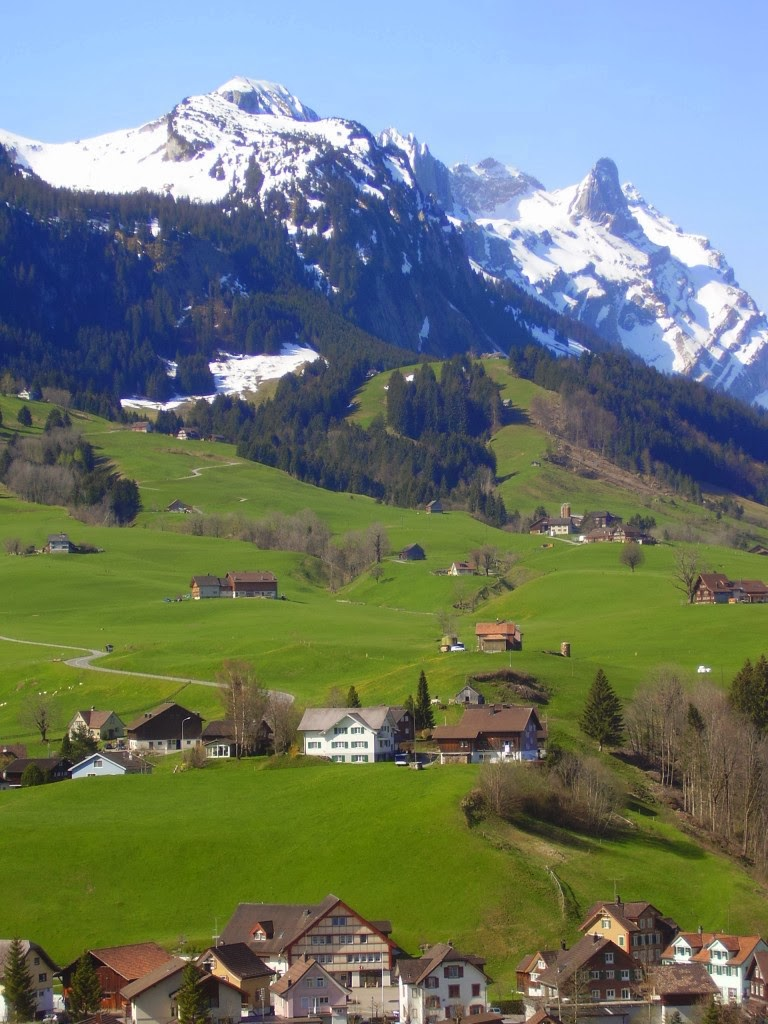 Appenzell, Switzerland: